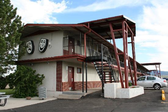 Best Western Movie Manor: Motel