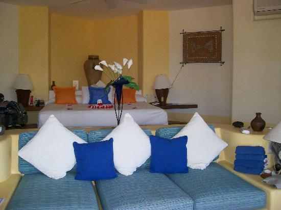 Villa Carolina Hotel: Bedroom Suite