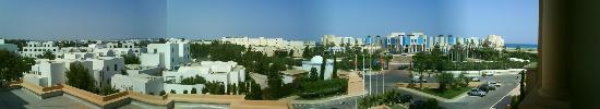 Alhambra Thalasso Hotel: Panorama depuis la Chambre