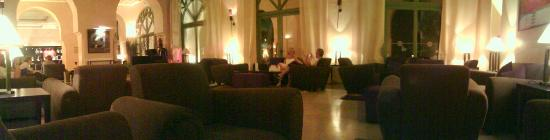Alhambra Thalasso Hotel: Panorama Lounge