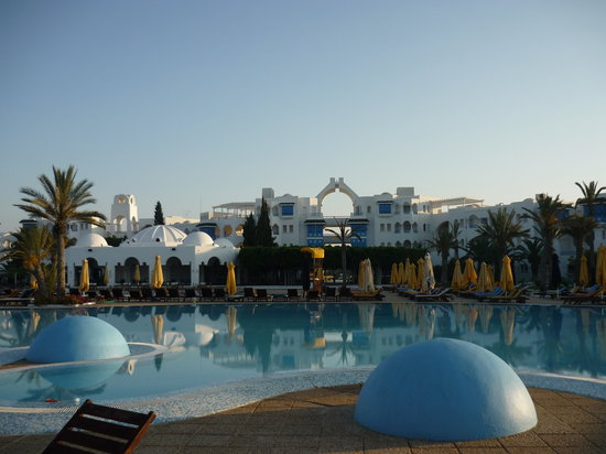 Club Med Hammamet: Piscine