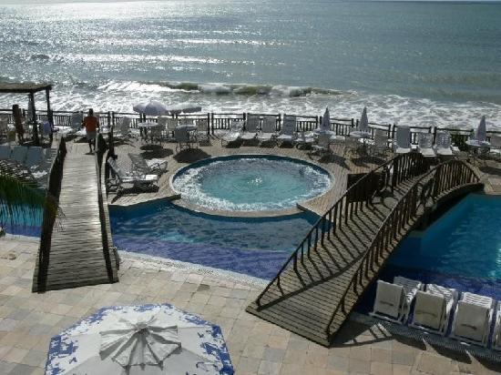Ocean Palace Beach Resort Bungalows Piscinas Del Hotel