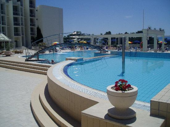 Bluesun Hotel Alga: hotel pool