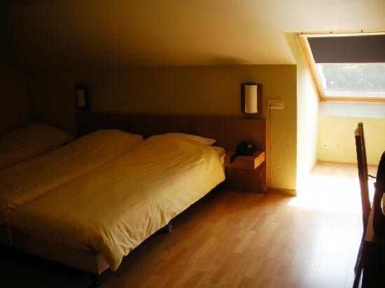 Hotel Frederiksborg: triple room