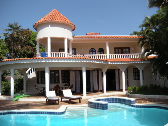 Lifestyle Hacienda Villas Del Mar: This is the pool that came with villa!