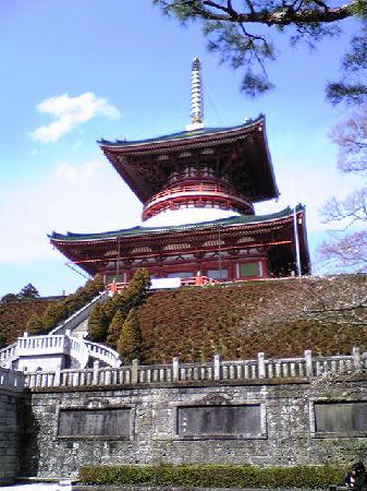Naritasan Shinsho-ji Temple: 立派な寺院