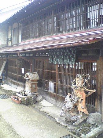 Kitakata, Japon : 古い蔵造り