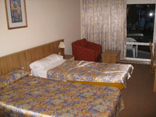 SENTIDO Golden Star: Ma chambre