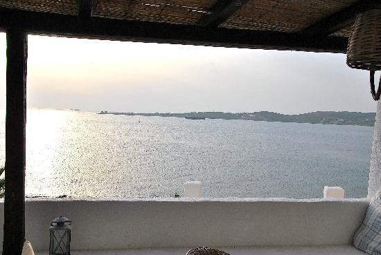Panta Rei: la place idéale pour un coucher de soleil