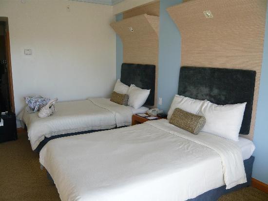 Fiesta Resort & Spa Saipan: ベッドルーム