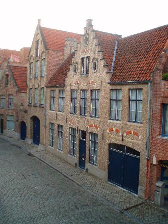 Sint Niklaas B & B: vue de la chambre 2
