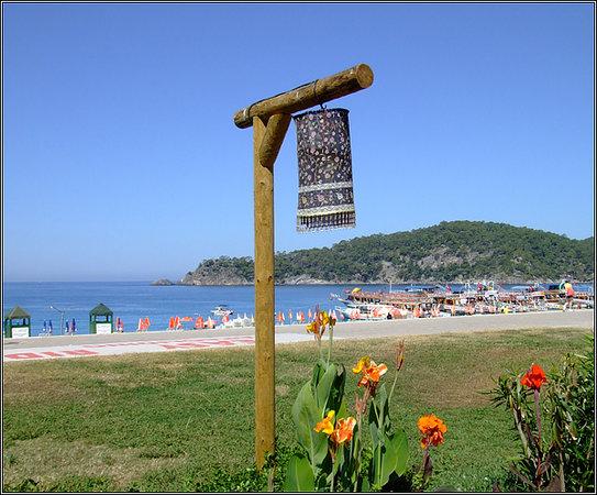 Oludeniz, Turkey: olu beach