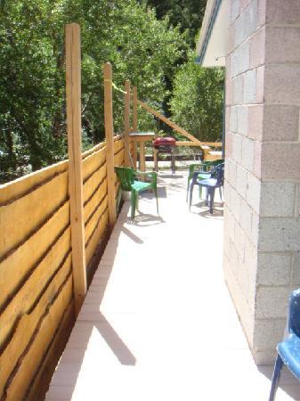 Cottonwood Hot Springs Inn & Health Spa : Cabin 4