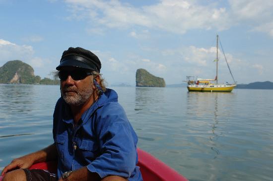 Phang Nga Tour Captain Mark
