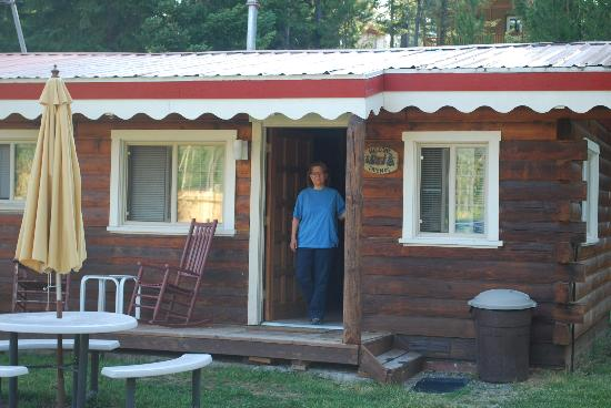 Historic Tamarack Lodge: The Griz cabin