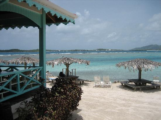 Pusser's Marina Cay Hotel and Restaurant: Simply Gorgeous!