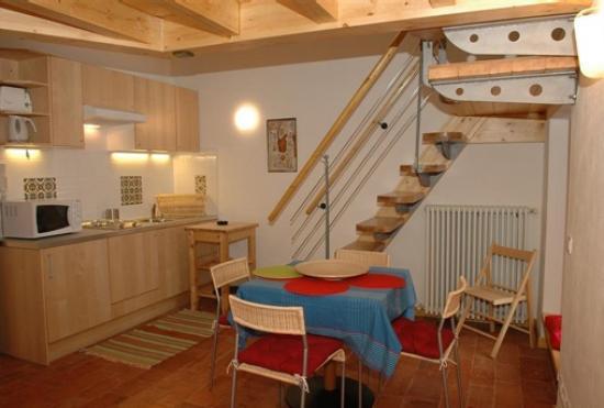 Lake View Porlezza: The living room