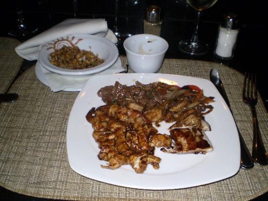 Grand Bahia Principe Punta Cana: Restaurante Japones