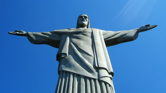 ريو دي جانيرو: Corcovado