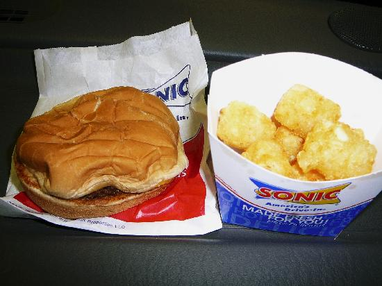Sonic Fast Food Prices