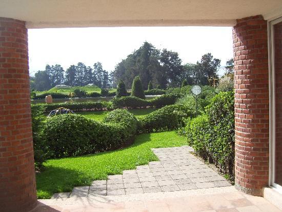 Hacienda Panoaya: Beautiful grounds gives Panoya a rural feel.