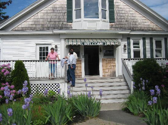 The Cape Porpoise Motel: motel Cape Porpoise