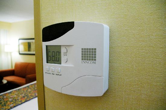 Courtyard by Marriott New Carrollton Landover: AC control