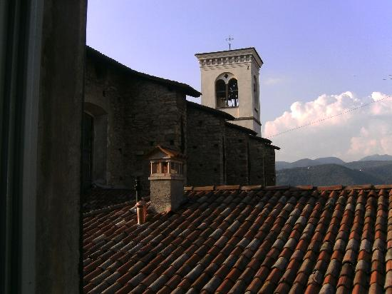 Eulalia e Nastassia: View from one of the bedrooms