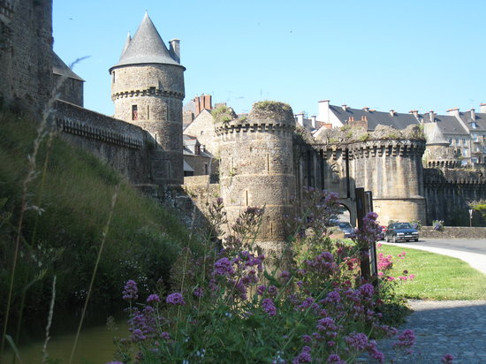 Restauranter i Fougeres