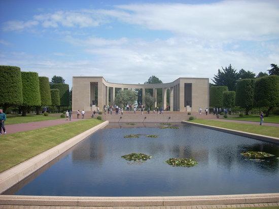 PARISCityVISION: Omaha American Cemetary Memorial