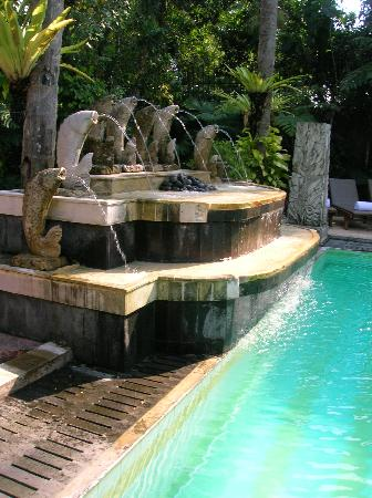 Saraswati Borobudur: Pool side