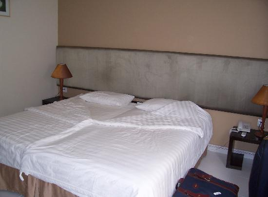 Holiday Hotel: Superior room - comfy bed