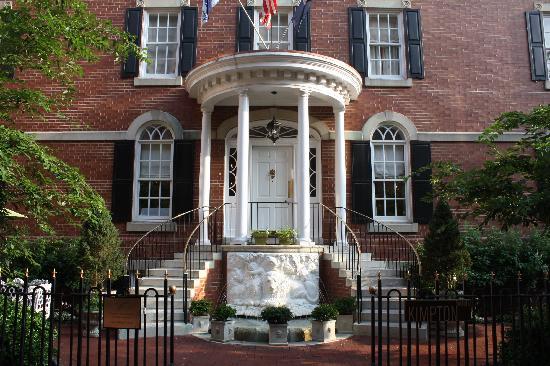 Kimpton Morrison House: Morrison House - Main Entrance