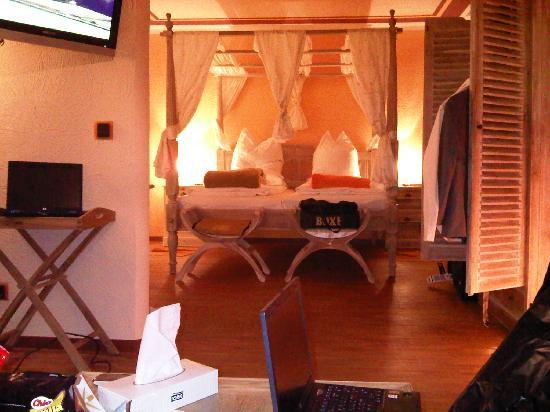 โรงแรมลอคคูเมอร์โฮฟ: another picture of the suite