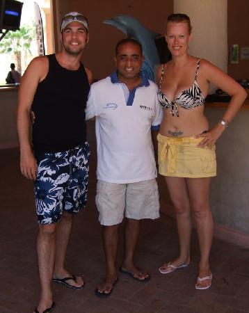The Bayview Taba Heights Resort: Great staff at the dive centre
