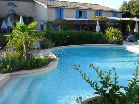 La Bastide d'Eygalières : piscine