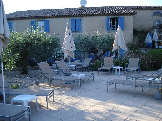 La Bastide d'Eygalières : Hôtel