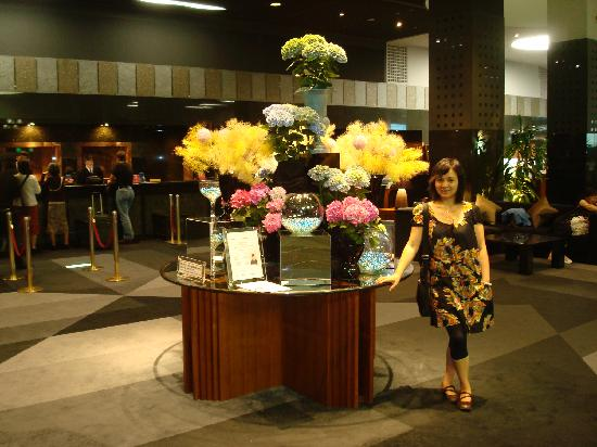 Hotel Granvia Kyoto: The Kyoto Granvia Lobby