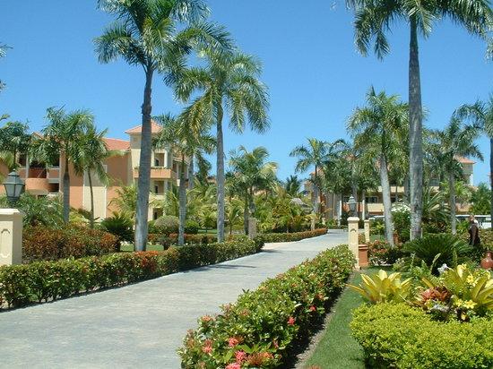 Grand Bahia Principe Bavaro: grounds