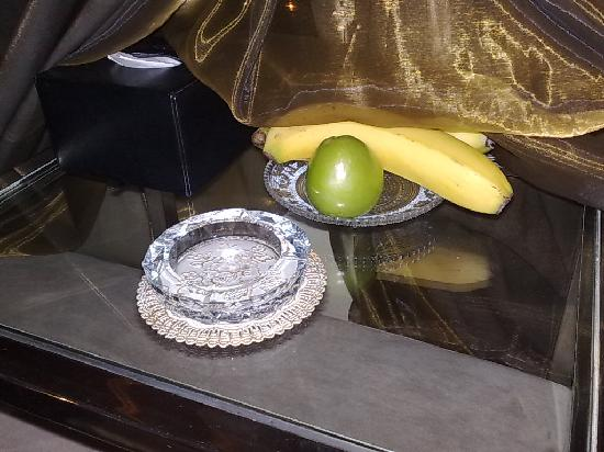 Pasonda Hotel: Fruits - always a nice touch