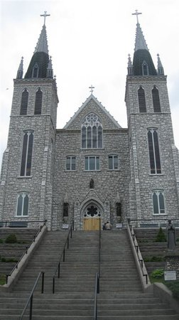Midland, Canada : martyrs shrine