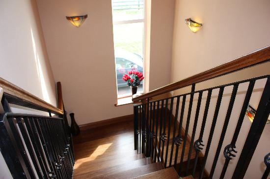 Bunratty Meadows Bed and Breakfast: Stairway