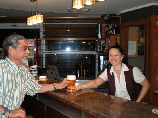 Hotel Azur: immer freundliches Personal