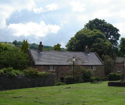 An image of Wirksworth - Gell's Almshouses in Church Walk