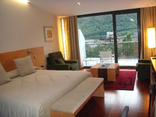 Andorra Park Hotel : Habitación 306