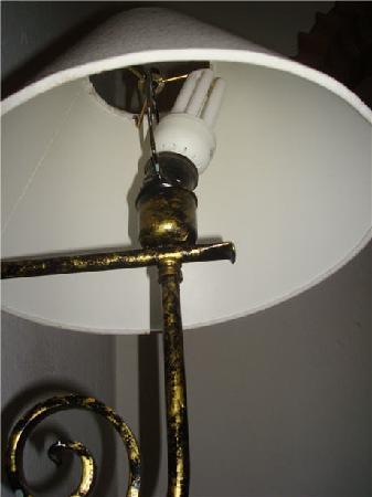 Hacienda Buenaventura Hotel & Mexican Charm All Inclusive: lamp