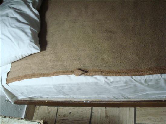 Hacienda Buenaventura Hotel & Mexican Charm All Inclusive: bed