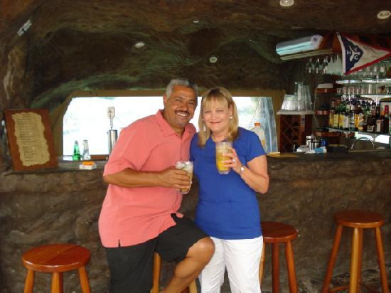Pelican Reef Villas Resort: Our last morning in paradise!!!
