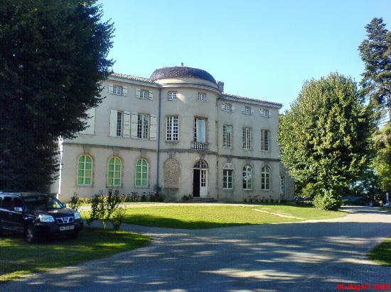 Castel Camping Château de l'Epervière : Old Chateau on the site