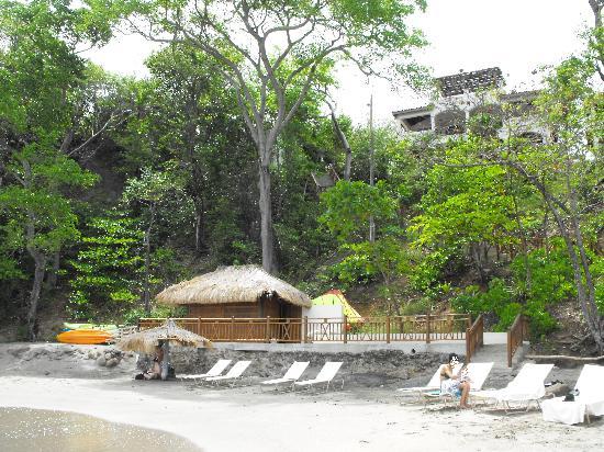 Cap Maison: Bar de la plage